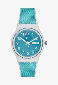 Swatch - POOL LIGHT - Watch - türkis - 0