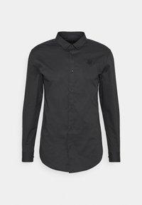 SIKSILK - STRETCH - Overhemd - dark grey - 3