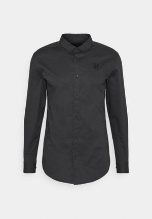 STRETCH - Camicia - dark grey