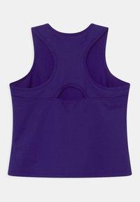 Nike Performance - TANK - Sports shirt - concord/white - 1
