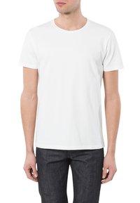 Filippa K - TEE - Jednoduché triko - weiß - 1
