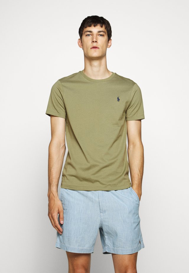 T-shirts basic - sage green