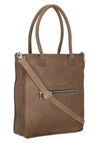Cowboysbag - LAPTOPFACH - Tote bag - storm grey - 1