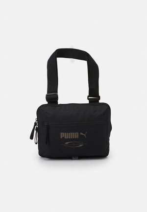 STYLE CHEST BAG UNISEX - Bum bag - black