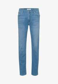 BRAX - STYLE CHUCK - Slim fit jeans - summer blue used - 5