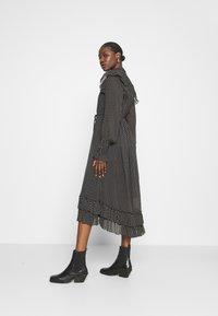 AllSaints - LARA DOT DRESS - Day dress - black - 2