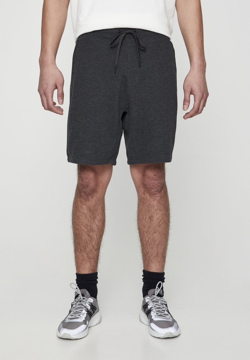 PULL&BEAR - Shorts - dark grey