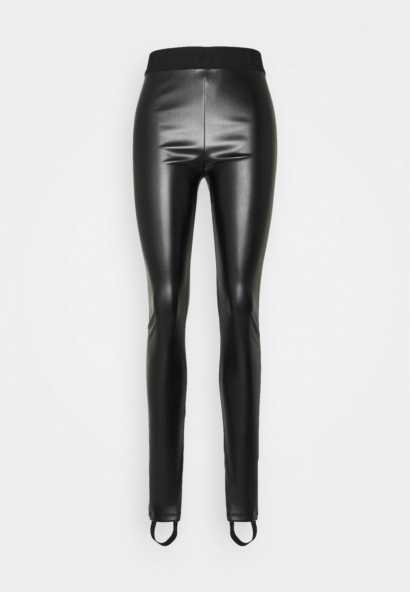 Just Cavalli - Leggings - Trousers - black