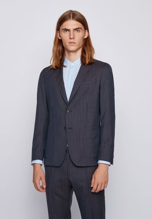 NOLVAY1 - Blazer jacket - dark blue