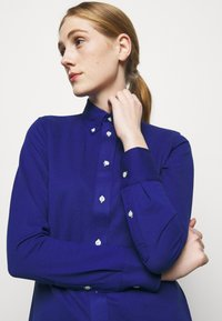 Polo Ralph Lauren - HEIDI LONG SLEEVE - Button-down blouse - sporting royal - 3
