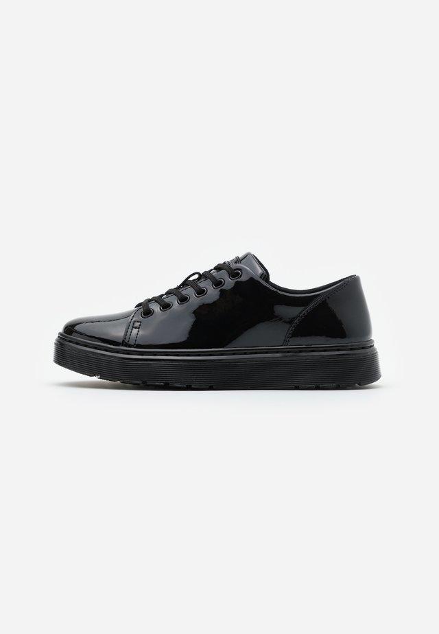 DANTE  - Chaussures à lacets - black