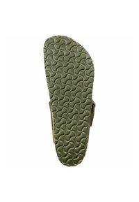 Birkenstock - MEDINA - Slippers - camo green - 4