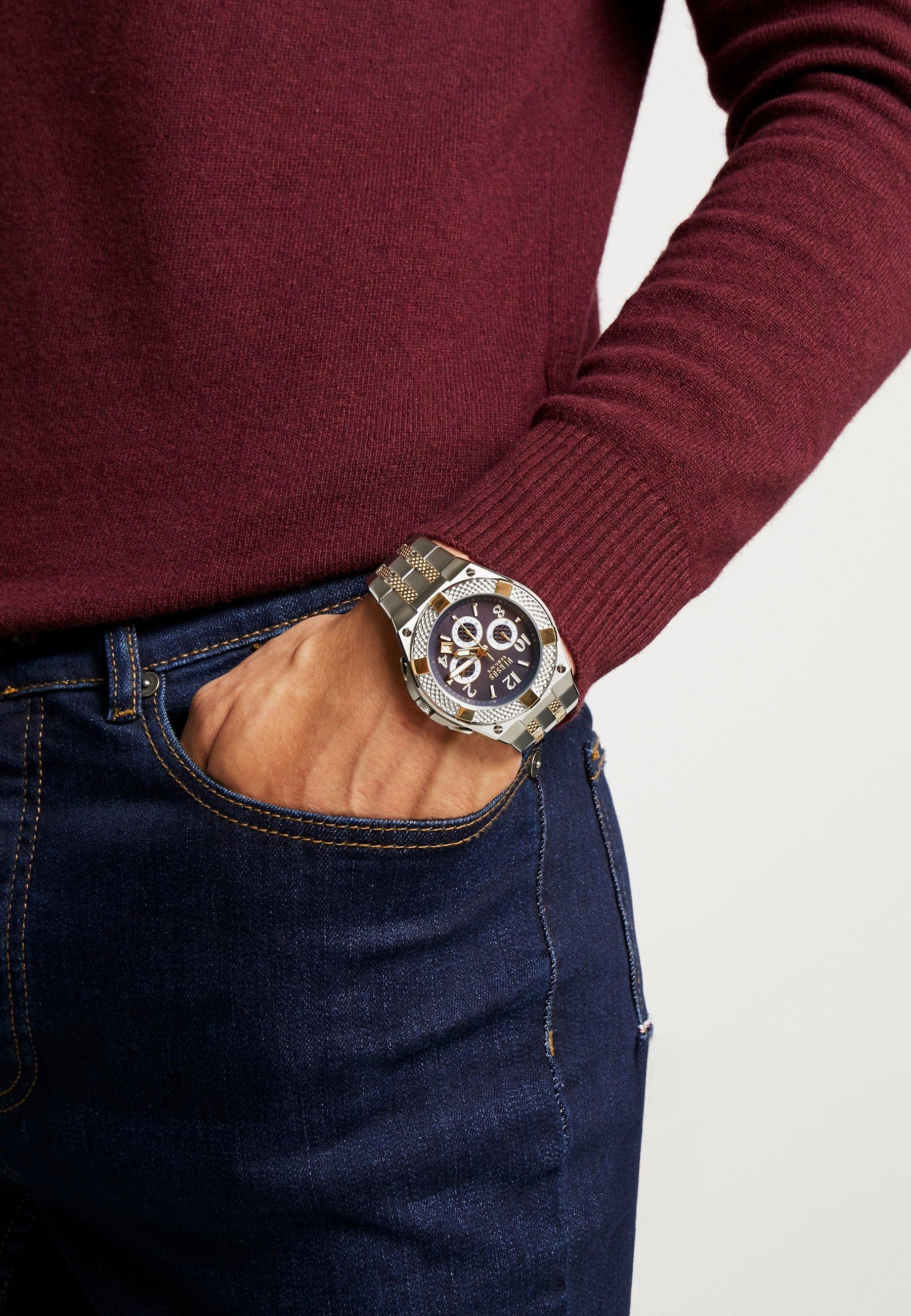 Versus Versace Estève - Chronograph Watch Gold- Coloured/silver-coloured