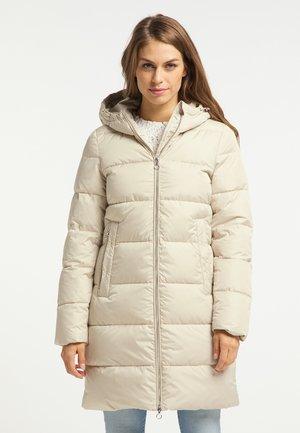Winter coat - creme