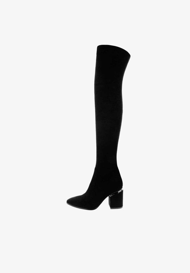 VACCARTI  - Klassiska stövlar - black
