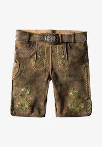 Stockerpoint - MICHEL - Shorts - brown - 7