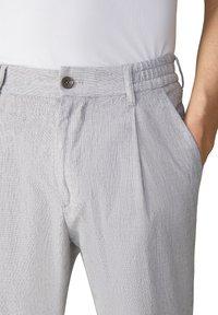 Strellson - BASHY - Trousers - beige meliert - 2