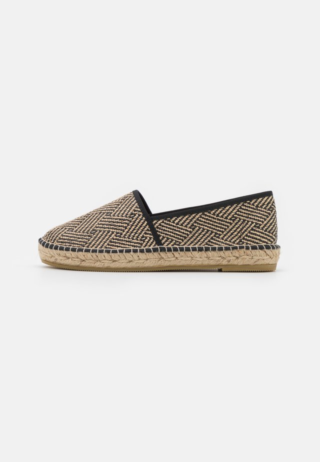 MAR  - Espadrilky - black