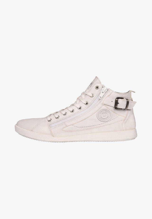 PALME N F2E - High-top trainers - white