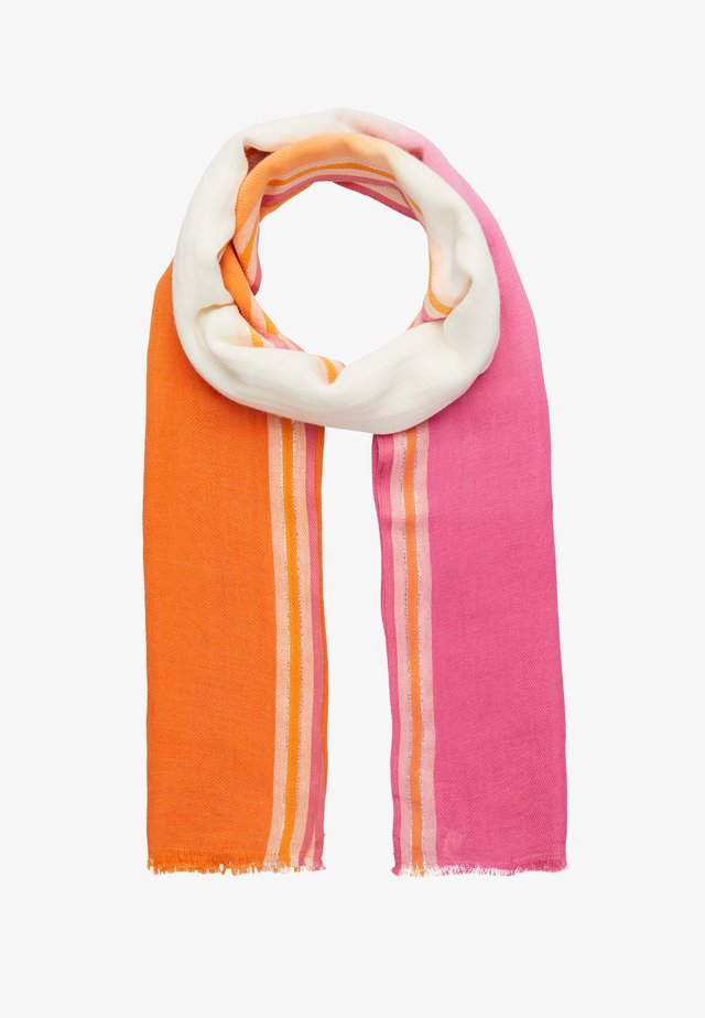 DYEALU SCARF - Écharpe - orange