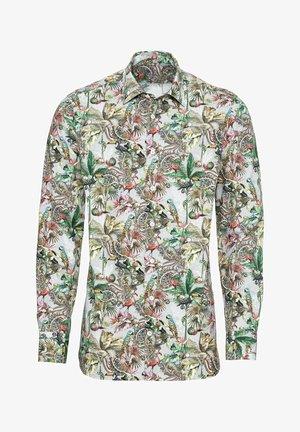RET-SF - Shirt - beige/braun