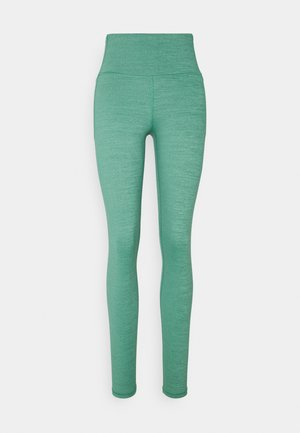 MERIDIAN HEATHER LEGGING - Medias - saxon green