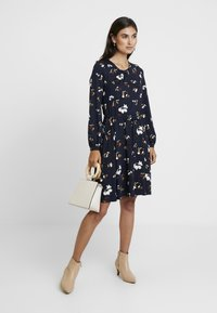 Esprit - DRESS - Jerseykjoler - navy - 1