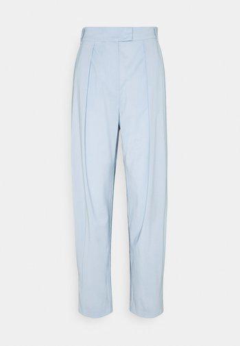 NOTATO - Trousers - light blue