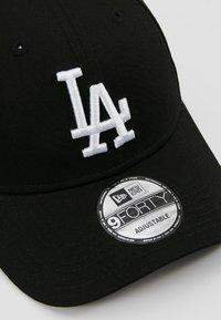 New Era - 9FORTY MLB LOS ANGELES DODGERS  - Kšiltovka - black - 6