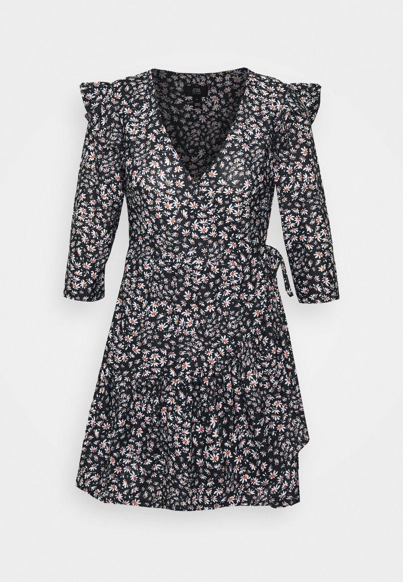 River Island Petite - Day dress - black