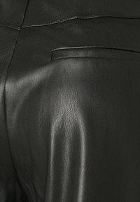 Noisy May Tall - NMCHIKA ANKEL PANTS  - Trousers - black - 2