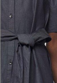 HUGO - ELITH - Denim dress - open blue - 5