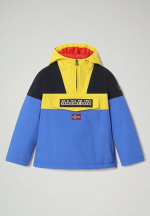 RAINFOREST COLOUR BLOCK - Light jacket - blue dazzling