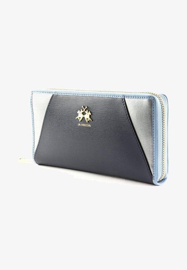 PORTENA WOMAN - Wallet - blue / dusty blue / steel