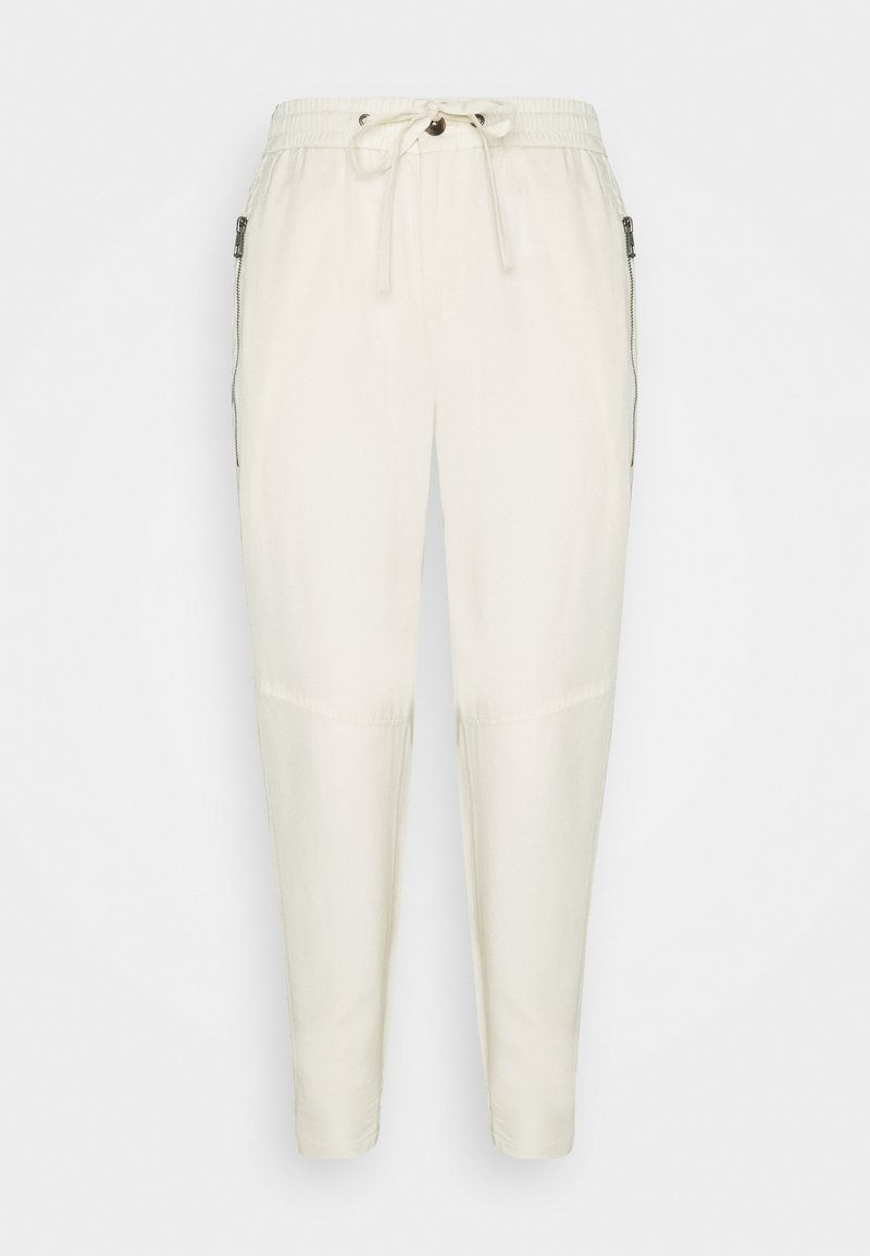 Marc O'Polo - Tracksuit bottoms - off-white