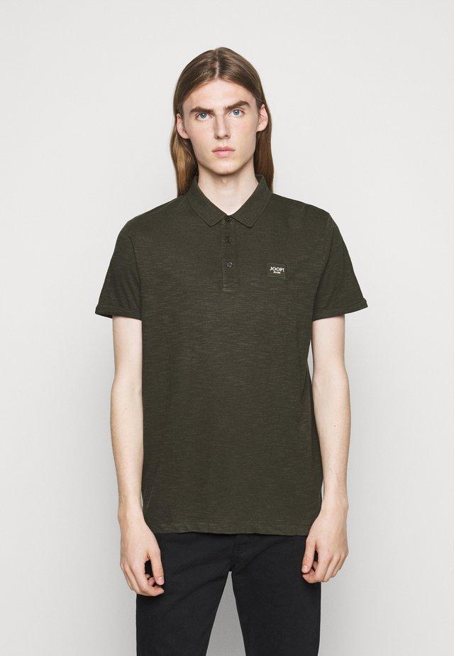 LOXIAS - Poloshirt - dark green