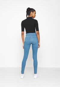Topshop - CAST JONI - Skinny džíny - blue - 2