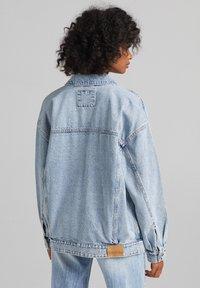 Bershka - Giacca di jeans - light blue - 2