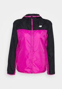 Waterproof jacket - fusion