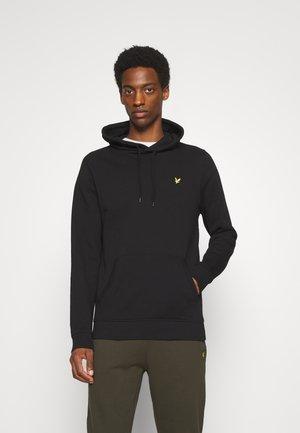 HOODIE - Sweatshirt - jet black