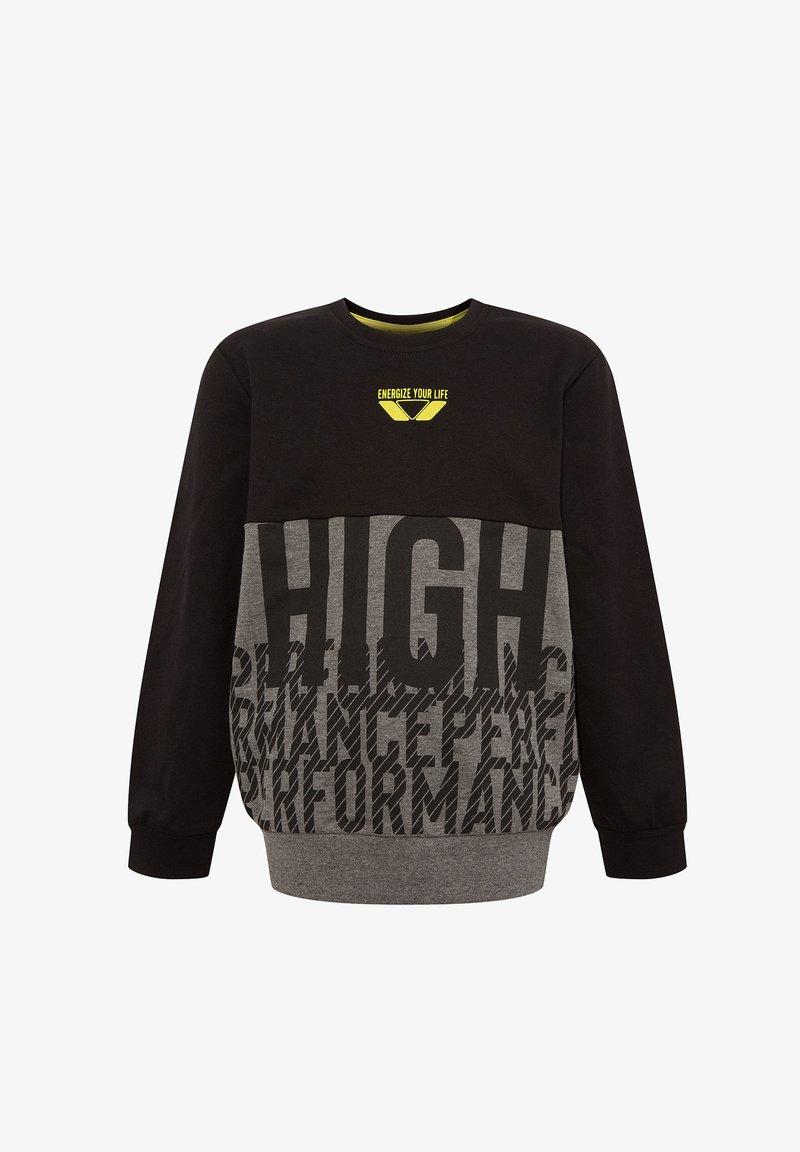 DeFacto - Sweater - black