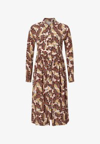 Rich & Royal - MIDI PRINTED - Shirt dress - blush pink - 0