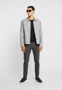 Cinque - CIBRAVO - Kalhoty - dark grey - 1