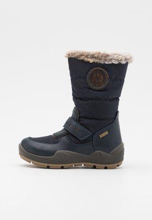 Winter boots - navy/blu