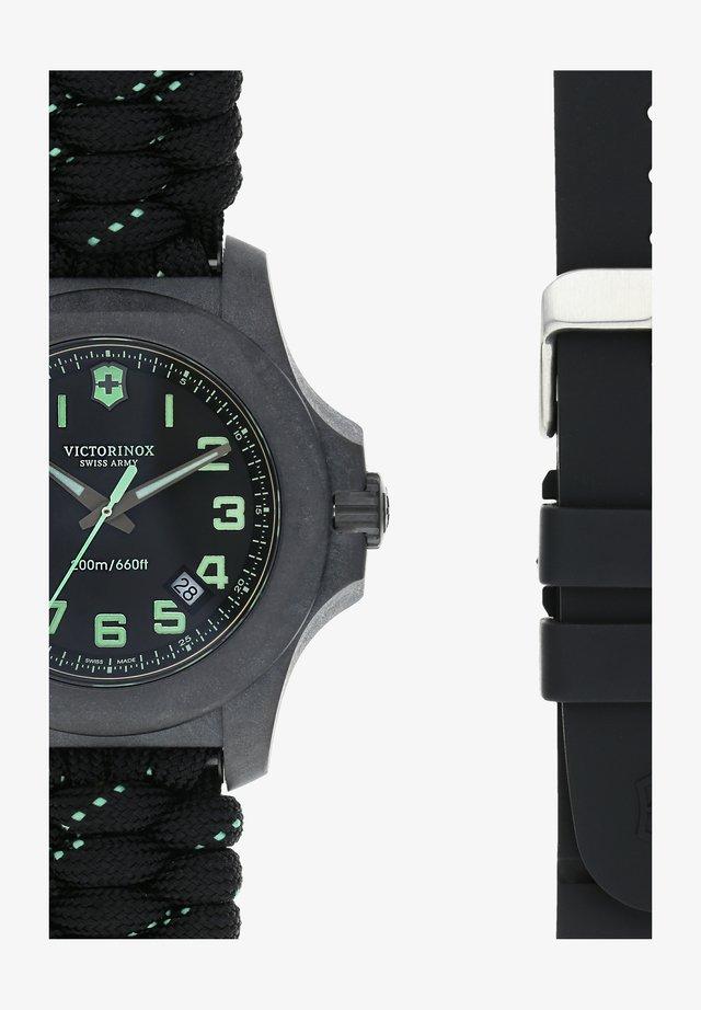 I.N.O.X.  - Horloge - black