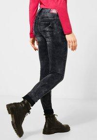 Street One - Jeans Skinny Fit - schwarz - 2
