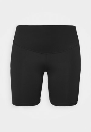 "RUN TIGHT SHORT 7"" PLUS - Medias - black/reflective silver"