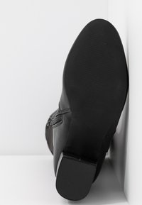 Even&Odd - Boots med høye hæler - black - 6
