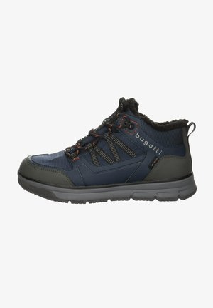 PYRO  - Lace-up ankle boots - blue