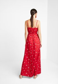 mint&berry - Vestido largo - red - 3